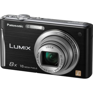 Panasonic Lumix DMC-FH27 16.1MP Black Digital Camera