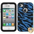 BasAcc TUFF eNUFF Hybrid Case for Apple iPhone 4S/ 4