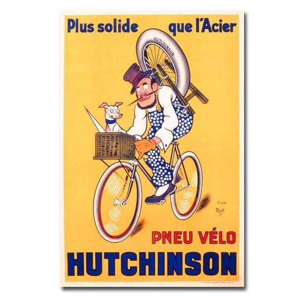 Mitch Liebeaux 'Hutchinson' Canvas Art