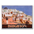 Henry Gawthorn 'Brighton' Canvas Art