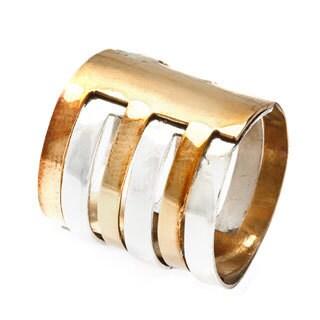 Alma Mix Metal Ring (India)
