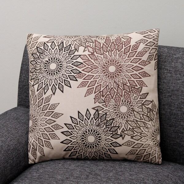 Masai Mocha Decorative Pillow (India)