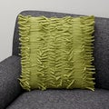 Ginger Olive Decorative Pillow (India)