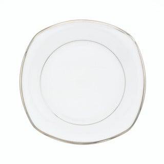 Lenox Solitaire 8.75-inch Square Accent Plate