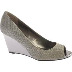 Women's Bandolino Tufflove Pewter Fabric