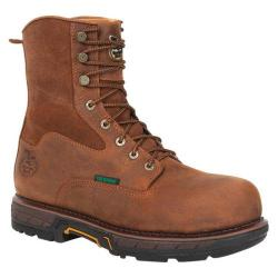 Men's Georgia Boot GBOT019 8in Diamond Trax Composite Toe Dogwood