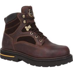 Men's Georgia Boot GBOT035 6in Legacy '37in Briar