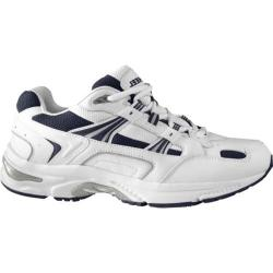 Men's Vionic with Orthaheel Technology Walker White/Navy