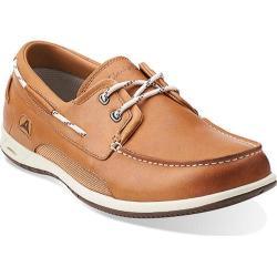 Men's Clarks Orson Harbour Tan Leather