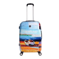 Neo Cover Hardside Luggage 26in Spinner Caribbean Relaxation