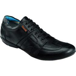 Men's Tansmith Elan 5889 Black Nappa Leather