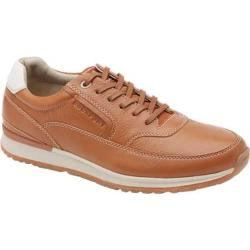 Men's Rockport CSC Mudguard Oxford Caramel Leather