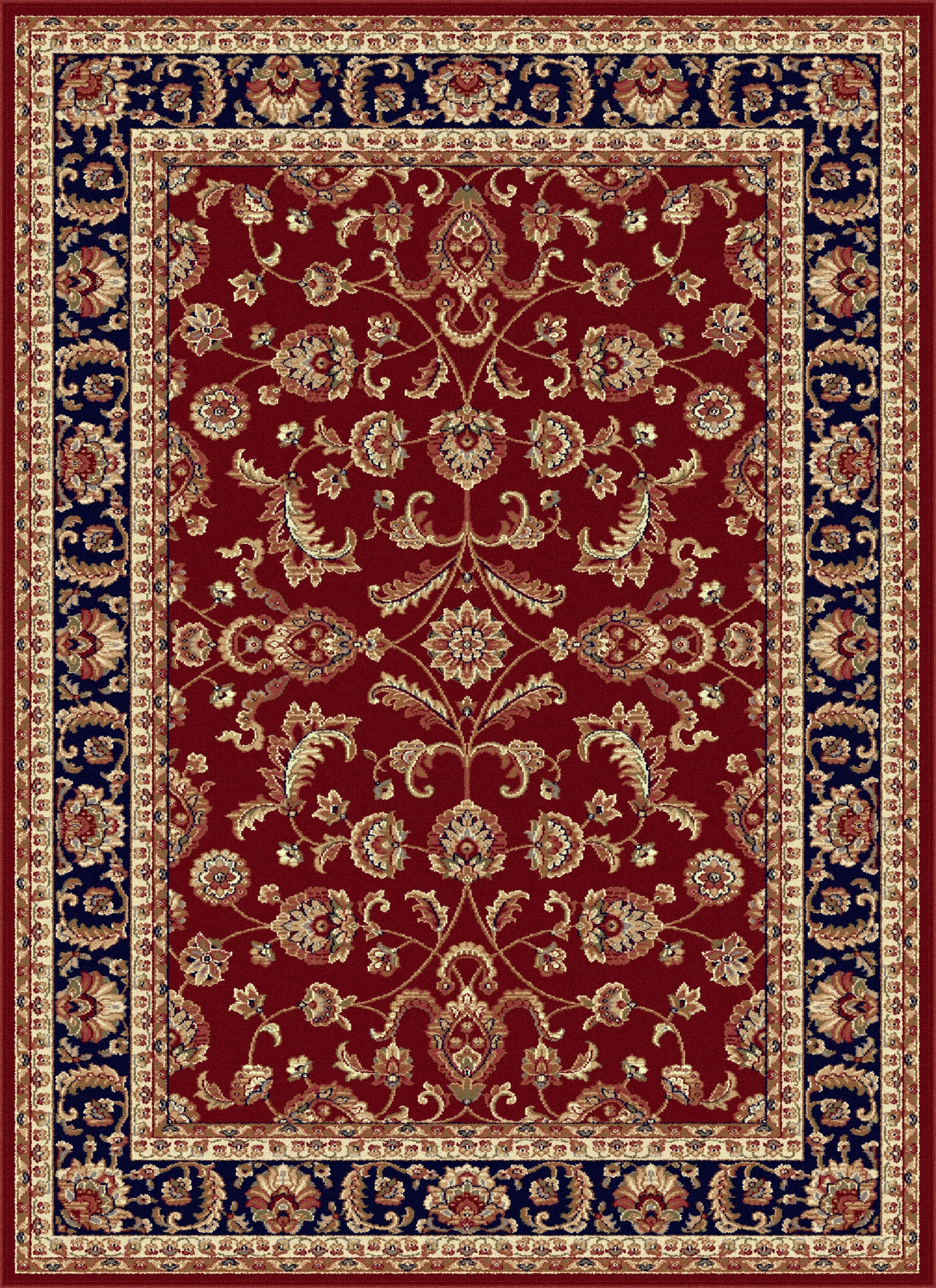 Sensation 4790 Transitional Area Rug (8'9 x 12'3)