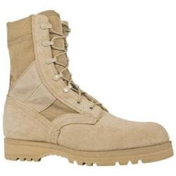 Men's McRae Footwear Mil-Spec Hot Weather Desert Boot 3187 Desert Tan
