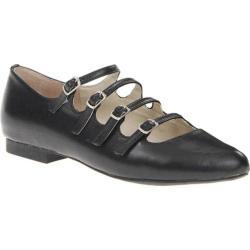 Women's Mojo Moxy Mayfair Black Leather
