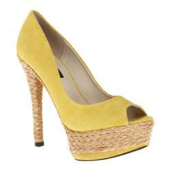 Women's Mojo Moxy Tropicana Yellow Suede