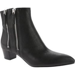 Women's Nine West Tunic Black Leather