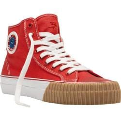 PF Flyers Center Hi Retro Sport Red Canvas