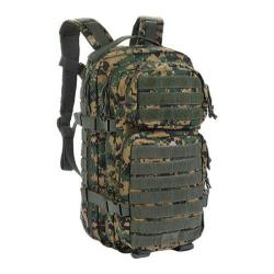 Red Rock Outdoor Gear Assault Pack Woodland Digital