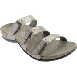 Women's Vionic with Orthaheel Technology Aubrey Pewter Snake