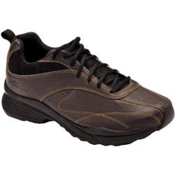 Men's Orthofeet Barcelona Brown Leather
