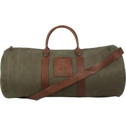 Parson Gray Carpetbagger Duffle Olive