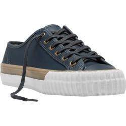 PF Flyers Center Lo Leather Blue Leather