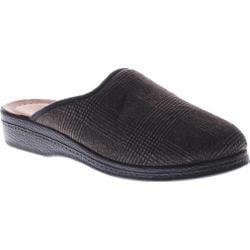 Men's Spring Step Linizio Brown Textile