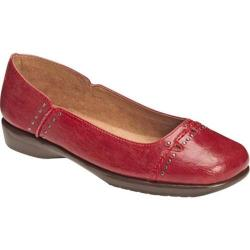 Women's A2 by Aerosoles Maverick Red Faux Leather