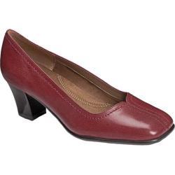 Women's Aerosoles Candelabra Wine Leather