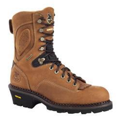Men's Georgia Boot G032 GORE-TEX� 9in Comfort Core Logger CT Crazy Horse Full Grain Leather