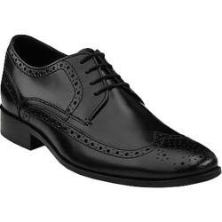 Men's Bostonian Alito Black Leather