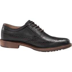 Men's Dockers Florent Black Burnished Crazy Horse