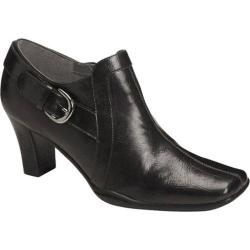 Women's A2 by Aerosoles Cintral Ave Black Faux Leather