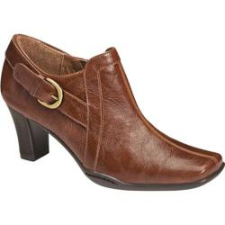 Women's A2 by Aerosoles Cintral Ave Tan Faux Leather
