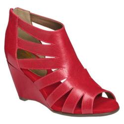 Women's Aerosoles Southern Lights Red Leather
