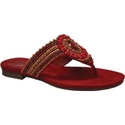 Women's J. Renee Barreron Red