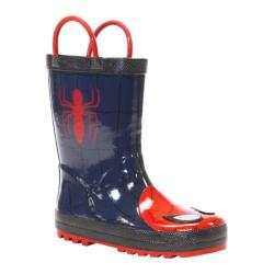 Boys' Western Chief The Ultimate Spider-Man Rain Boot Navy