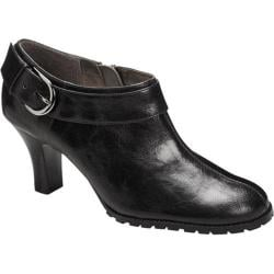 Women's A2 by Aerosoles Slember Party Black Faux Leather