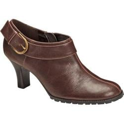 Women's A2 by Aerosoles Slember Party Brown Faux Leather