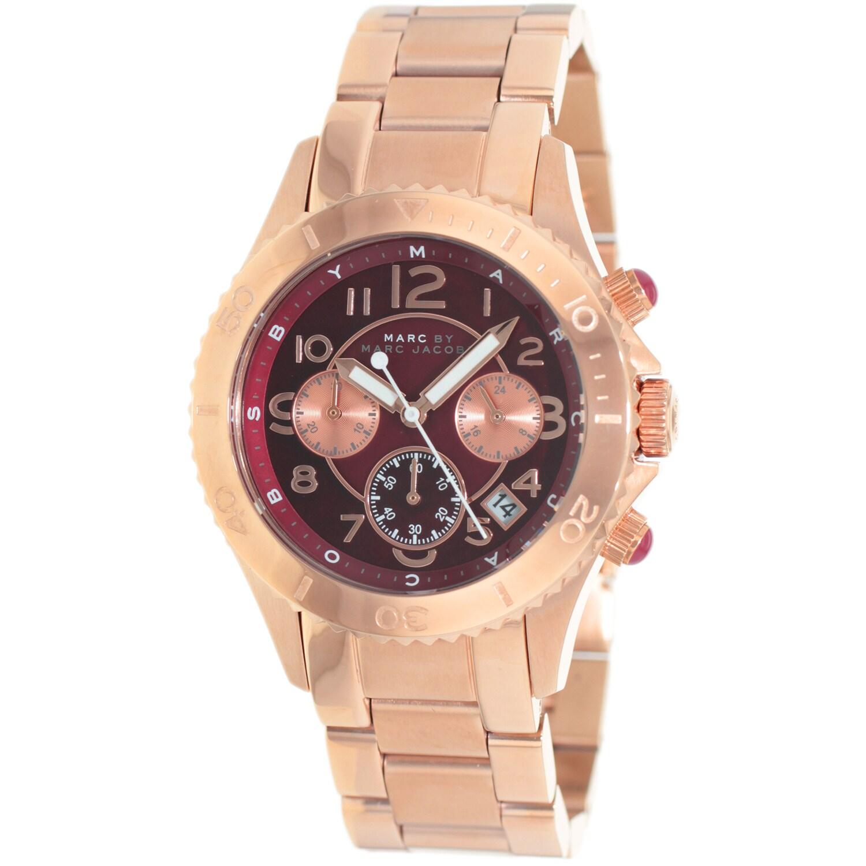 Marc Jacobs Women's MBM3251 Rock Chronograph Bracelet Watch