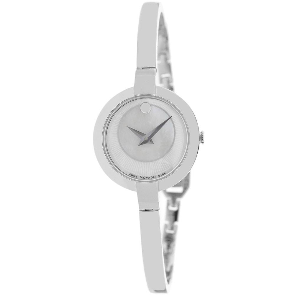 Movado Women's 0606616 Bela Stainless Steel Watch