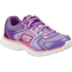 Girls' Skechers Magnetix Purple/Pink