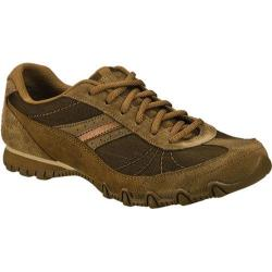 Women's Skechers Relaxed Fit Bikers Abroad Brown