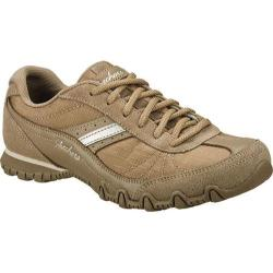 Women's Skechers Relaxed Fit Bikers Abroad Natural