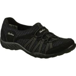 Women's Skechers Relaxed Fit Breathe Easy Dimension Black