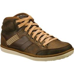 Men's Skechers Relaxed Fit Define Trevino Brown