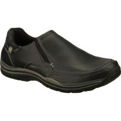 Men's Skechers Relaxed Fit Expected Leston Black