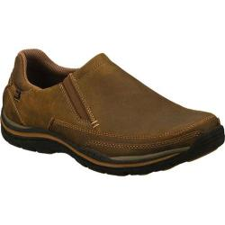Men's Skechers Relaxed Fit Expected Leston Brown