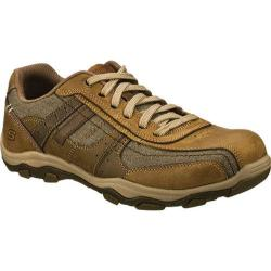 Men's Skechers Relaxed Fit Galven Twelve Man Brown